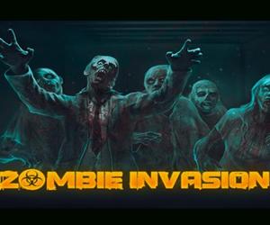 Zombie Invasion T-Virus.