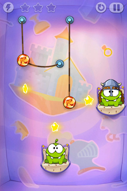Cut The Rope: come tagliare le corde.