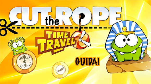 Guida a Cut The Rope.
