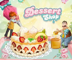 Dessert Shop.