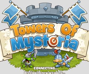 Towers of Mystoria.