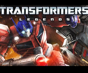Transformers Legends.