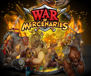 War of Mercenaries.
