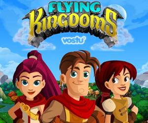 Flyng Kingdoms.