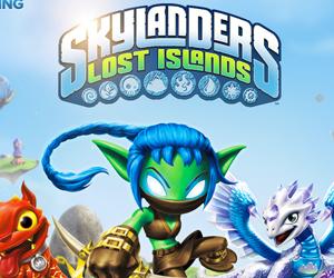 Skylanders Lost Islands.