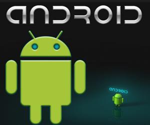 Android pe la console di google.
