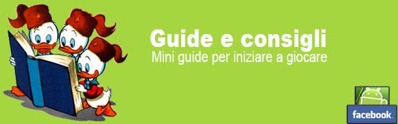 Guide e consigli per giochi.