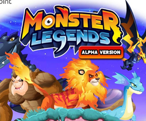 Monster Legends.