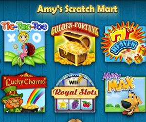 Scratch Mart.