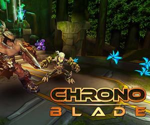 Chrono Blade.
