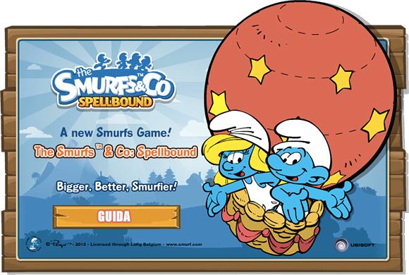 Guida The Smurfs & co