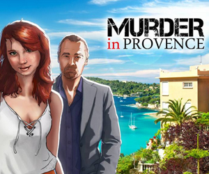 Murder in Provence.