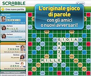 Scrabble su Facebook.