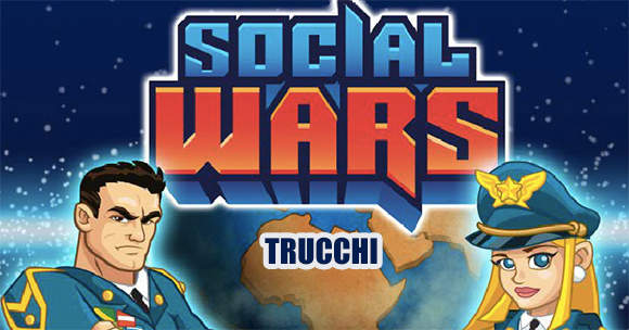 Social Wars Trucchi.