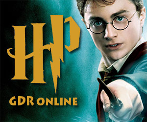 Gdr online di Harry Potter.
