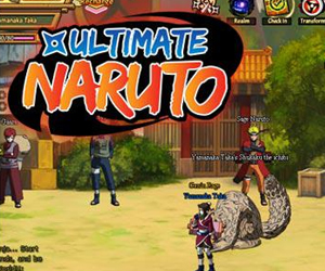 Ultimate Naruto.