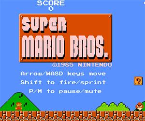 Super Mario Bros Online.