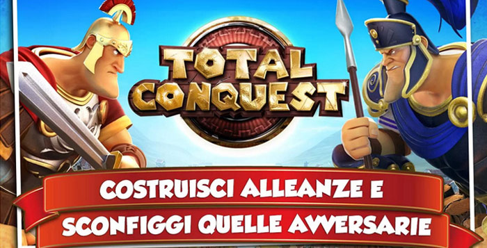 Total Conquest.