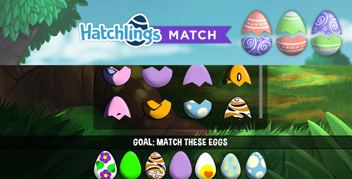 Hatchlings-Match