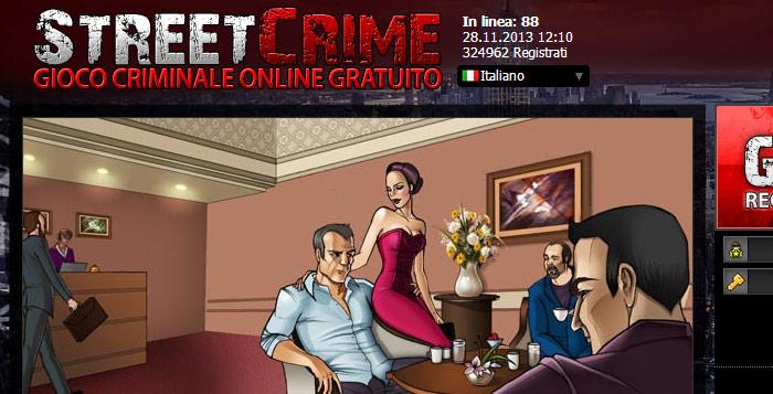 Street-Crime