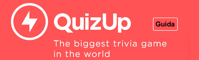 Guida a QuizUp.