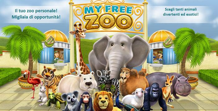 My free zoo.