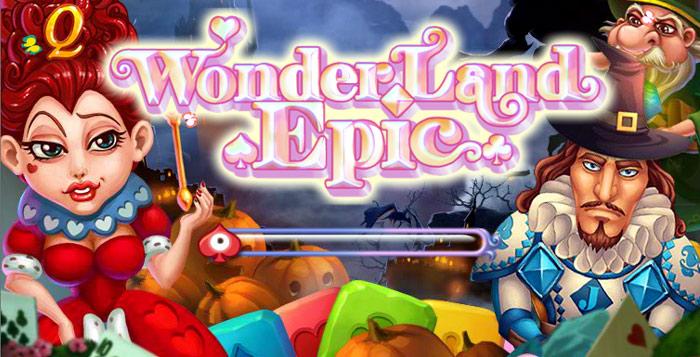 Wonderland Epic.