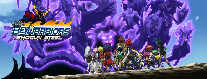 Beyblade Baywarriors.