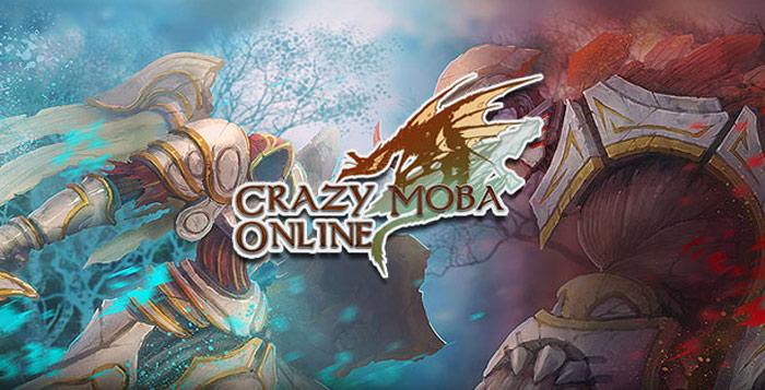 Crazy MOBA Online.