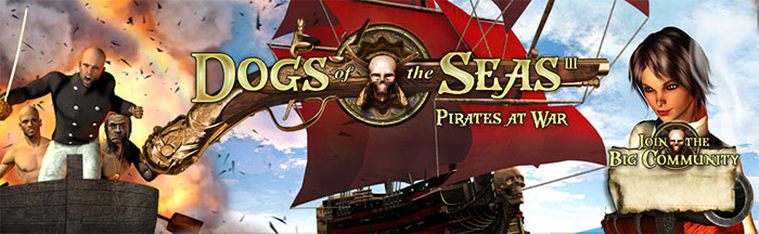 Dogs of the Seas RpG.