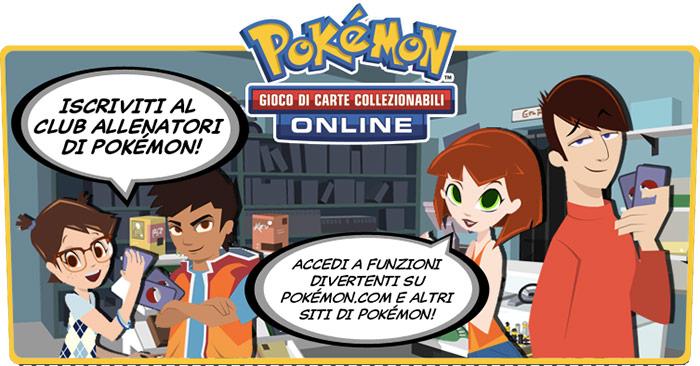 Pokemon online guida.