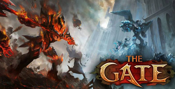 The Gate, gioco su Facebook