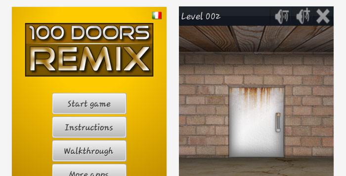 100 Doors Remix.
