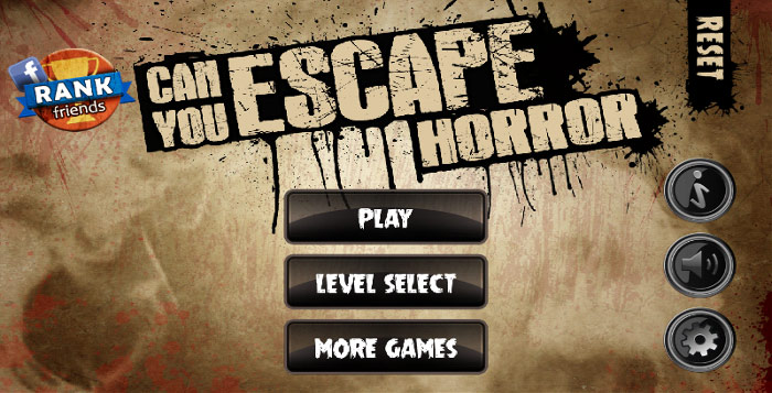 Can you Escape Horror