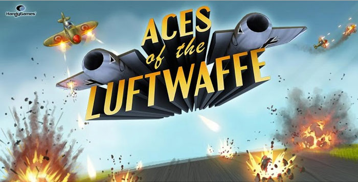 Aces of the Luftwaffe.