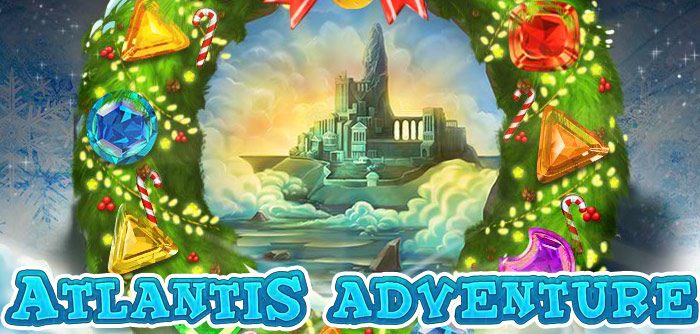 Atlantis Adventure Gioco.