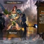 Eternity Warriors 3: I Personaggi.