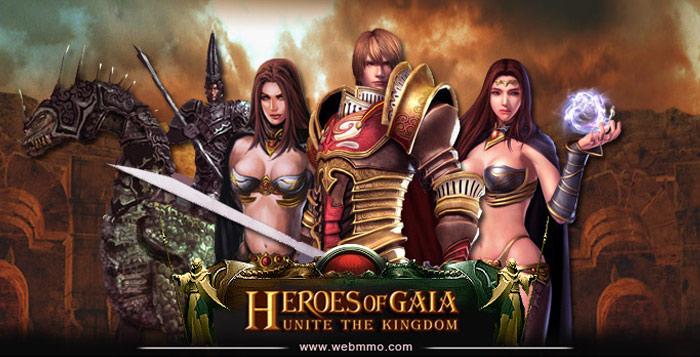 Heroes of Gaia.