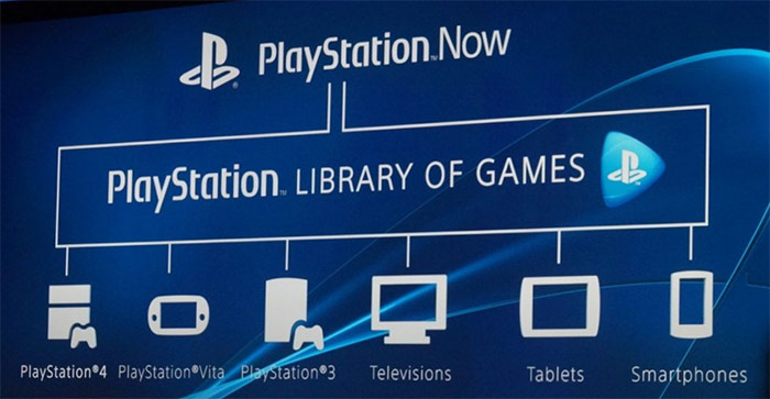 PlayStation Now.