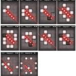 Lazors: Soluzioni Diagonal.