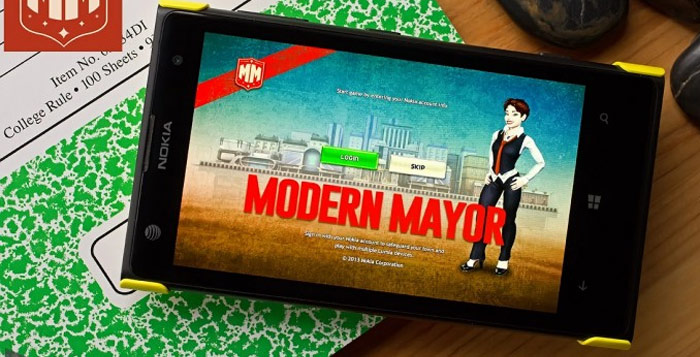 Nokia Modern Mayor.