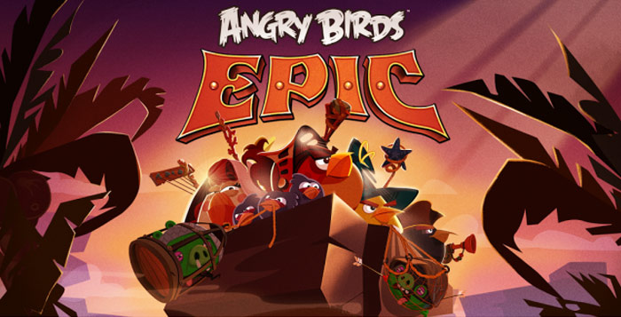 Angry Birds Epic.