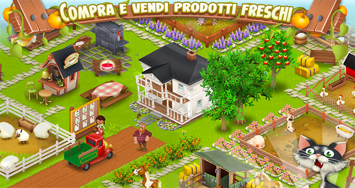 Hay Day.