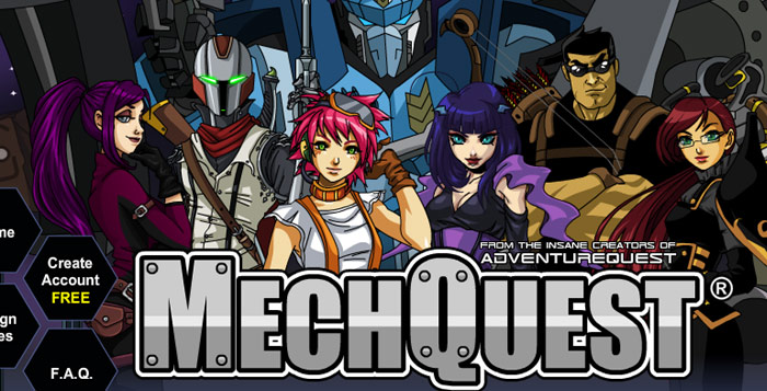 Mech Quest.