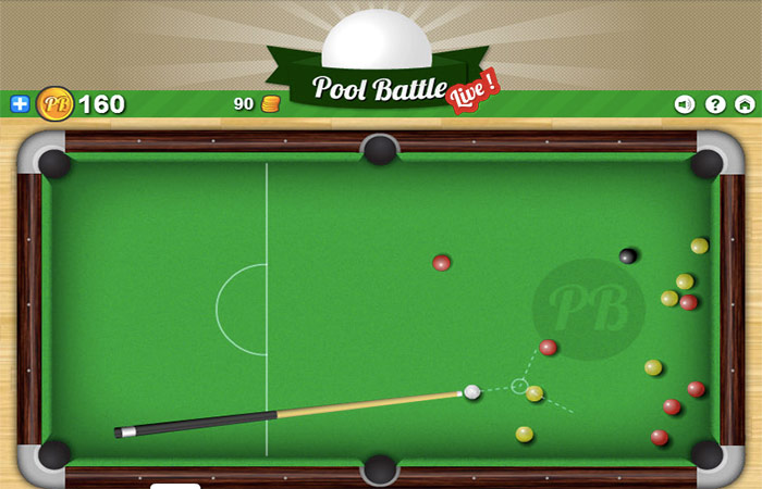 Pool Battle Live.