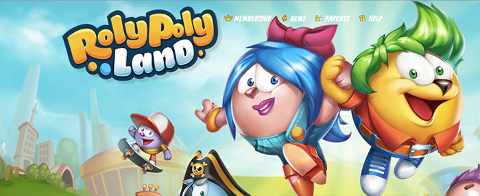 Roly Poly Land.