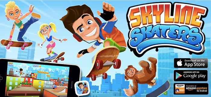 Skyline Skaters.