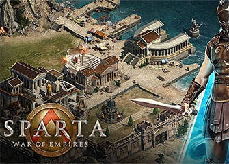 Sparta: War of Empires.