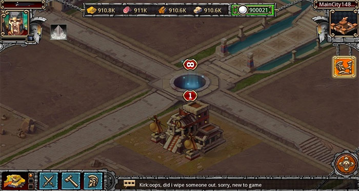 Sparta Screenshot