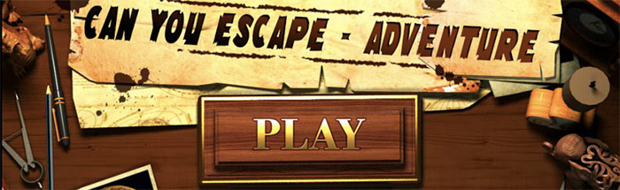 Can You Escape - Adventure.